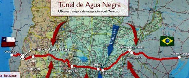 Die geschätzten Kosten für die rund 14 Kilometer lange künstliche Passage in den Anden belaufen sich auf 1,5 Milliarden US-Dollar