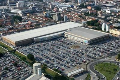 Setor Administrativo Transamérica Expo Center