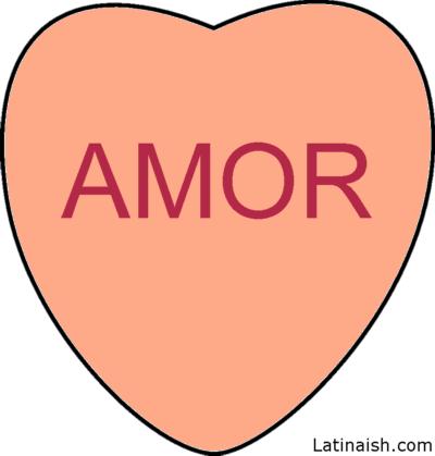 Spanish Conversation Hearts Free Images Latinaish