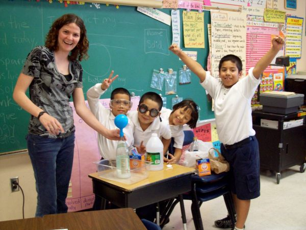 Latino Students Battle Expectations