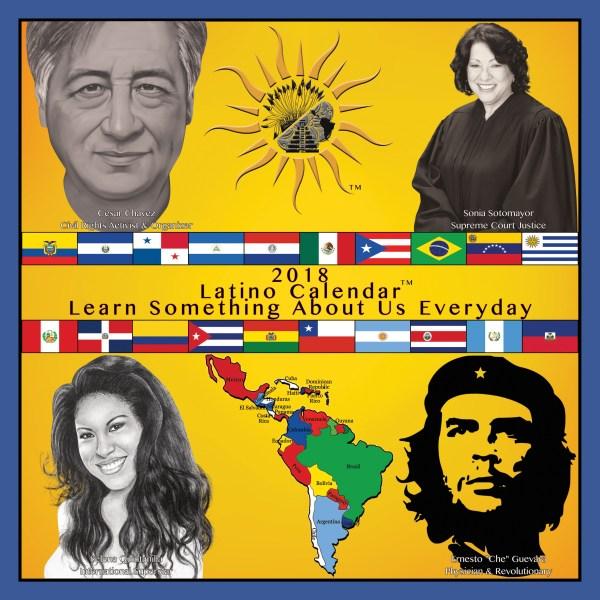 Latino Calendar Shares Positive Stories Latinos
