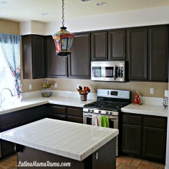 Kitchen Cabinet Calculator Islands For Small Kitchens How To Refinish Your Cabinets Latina Mama Rama