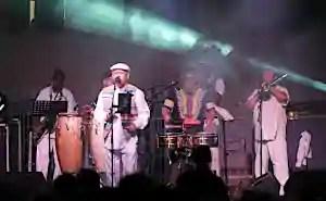 Diabloson Salsa, groupe de musiciens latino et salsa