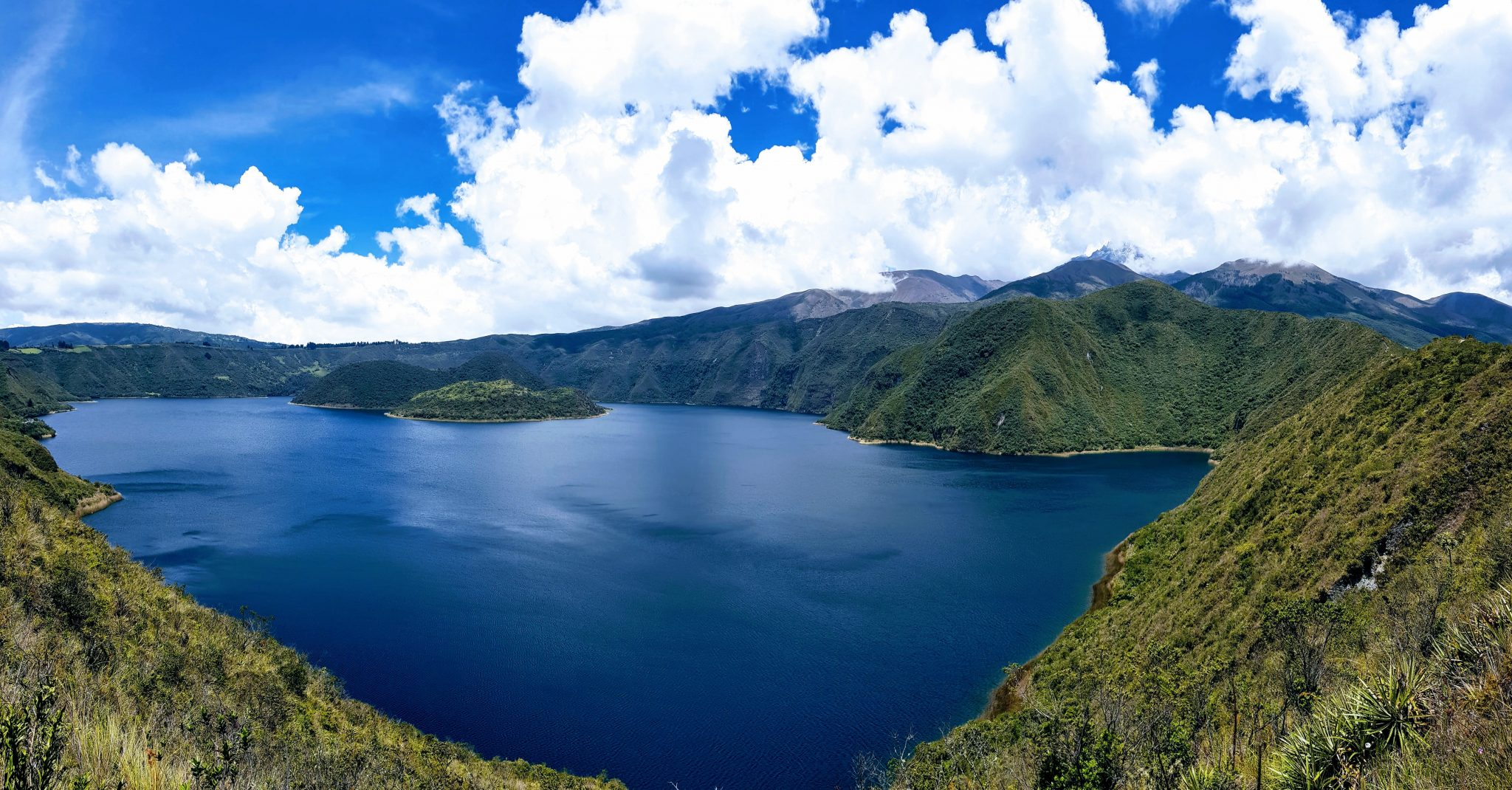 Cuicocha Loop Day Hike from Quito