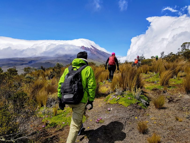 Ecuador 5 Day Andes Adventure