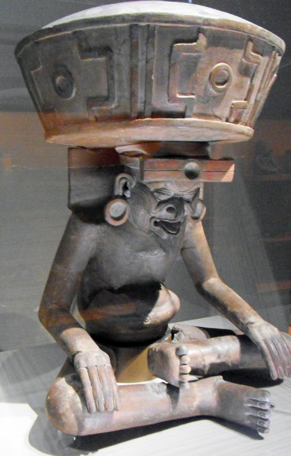 Aztec Deity Tezcatlipoca