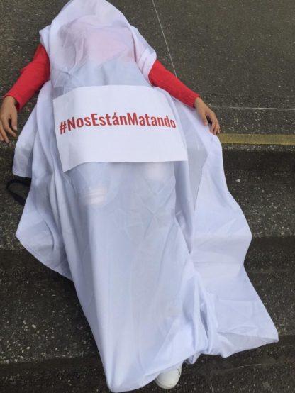 Social leader killings Colombia