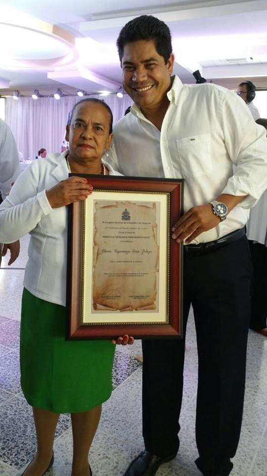 Gloria Esperanza Soza 2
