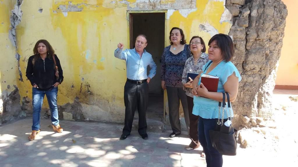 Mayor Carlos Miranda from Comayagua
