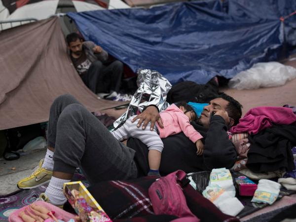 """""""You Cannot Separate me from My Children!""""A Mother & Father Detail Separation from Their Children at the Border"""