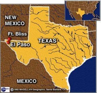 Fort Bliss El Paso