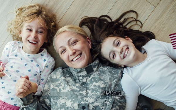 What are the challenges and opportunities facing military families and the best methods to support them?