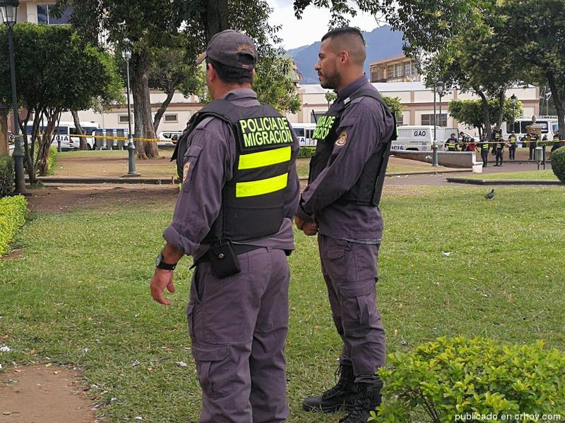 costa rica police