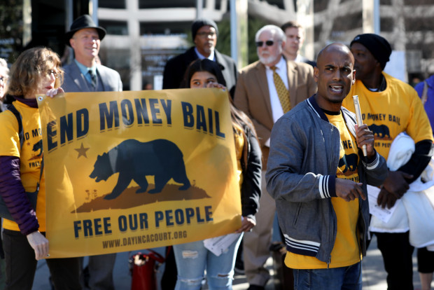 Governor Jerry Brown Eliminates Cash Bail in California in Historic Reform. Opposers of the Bill Say It Introduces New Problems while Bail Industry Panics