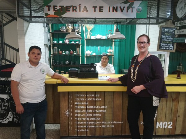 Young Entrepreneur in Honduras launches a Thriving Tea Business