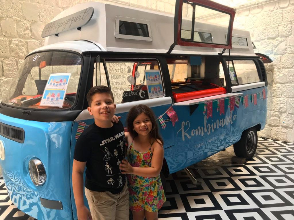Successful Honduran Business Rises Through Yogurt & Faith