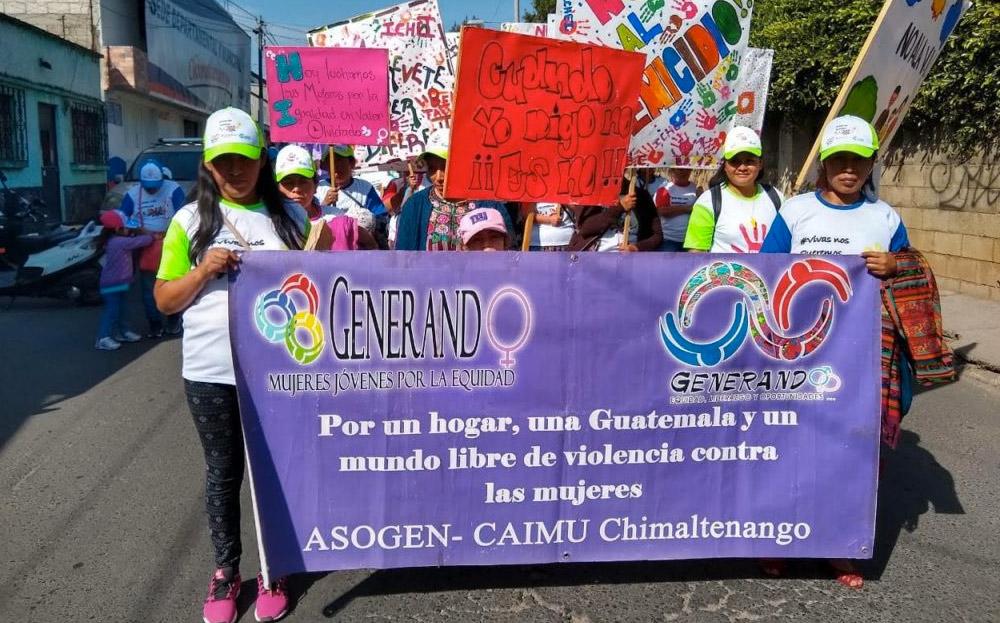 ASOGEN: The Association of Women Generating Change