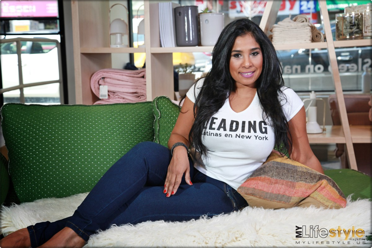 This week's episode of MAKE IT COUNT, in partnership with LENY, Latinas en New York presenting Elizabeth Ortiz, CEO of MY Lifestyle Magazine