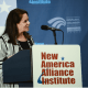Ana Maria Fernandez-Haar at the 2nd American Latino National Summit