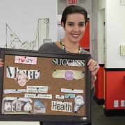 Claudia Krusch Vision Board event