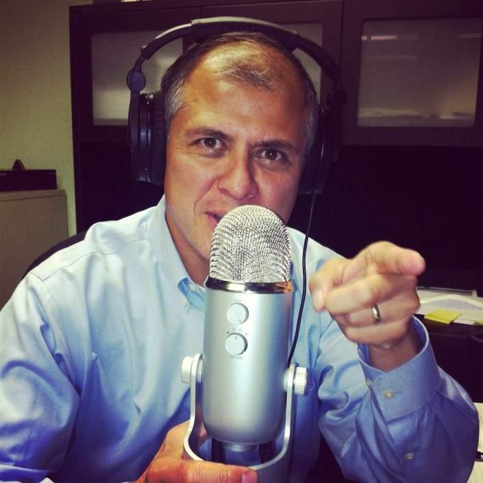 Jesse Torres radio host KCAA: Money Talk with Jesse Torres