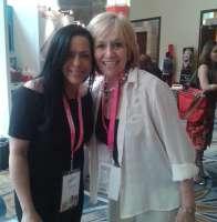 With my idol Elianne Ramos