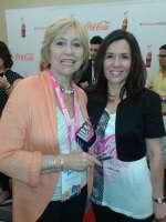 With Alba Adamo, Hispanic Markets at Coca-Cola