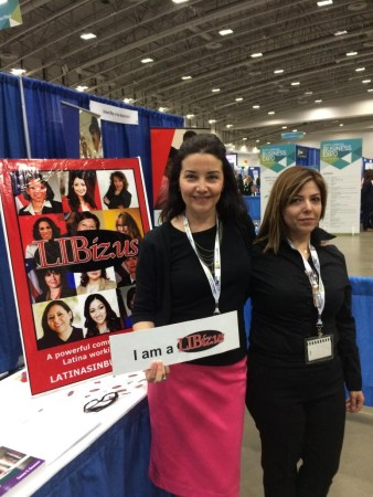 Ivette Monney and Ana Tellez Claros American Dream