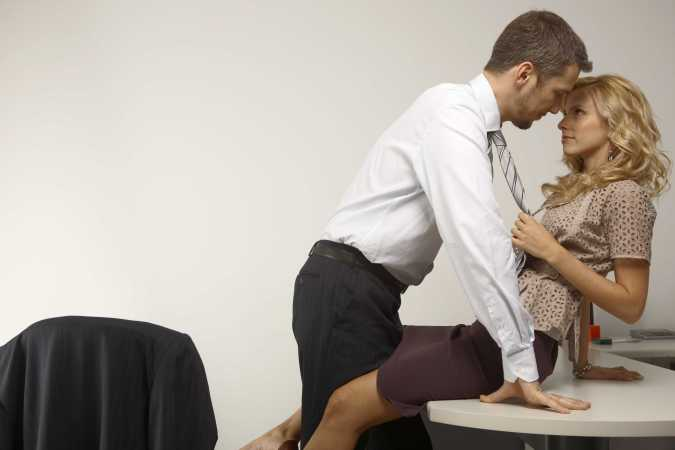 flirting in the office romance in the workplace