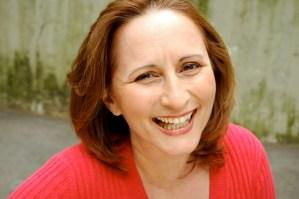 Noemi de la Puente, play writer/producer of Manuel versus The Statue of Liberty.