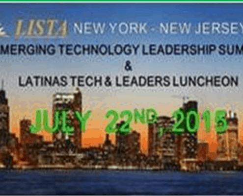 LISTA Latinas Excellence Award And Latinas in Tech Summit