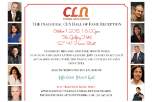 CLN Hall of Fame October 1