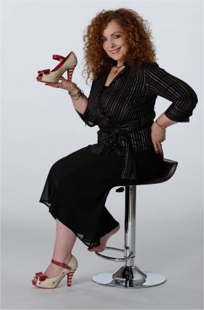 Mariela Dabbah, Founder of the Red Shoe Movement