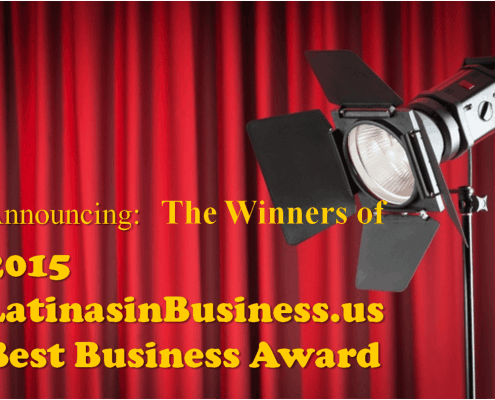 Winner LIBizus 2015 Best Business Award