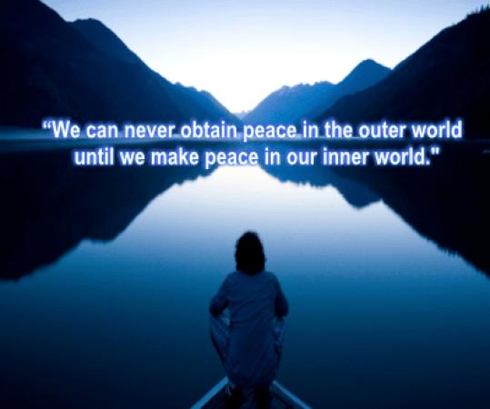 Inner peace School of Prosperity