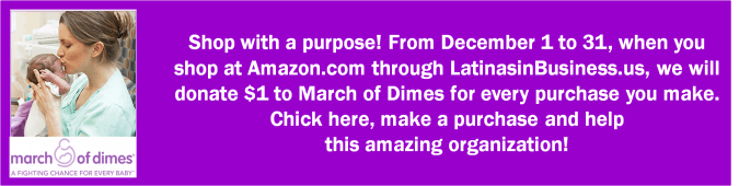 March of Dimes pledge
