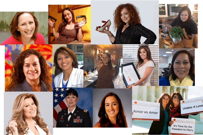 Our LatinasinBusiness.us 2015 photo gallery