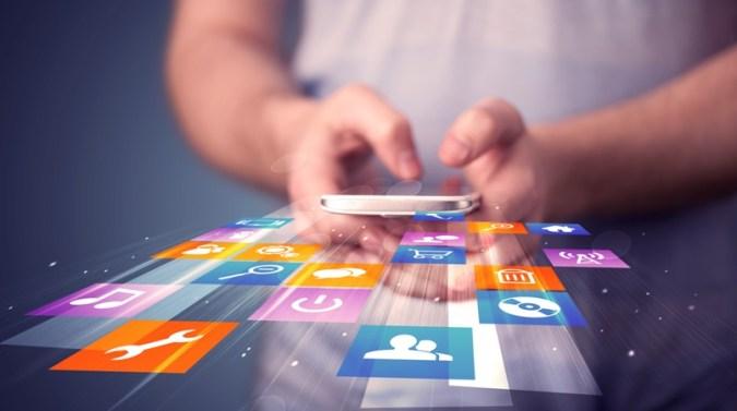 tech startup mobile app