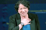 Justice Sotomayor Latinas who changed the world