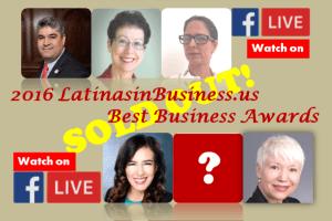 LatinasinBusiness.us 2016 Best Business Awards
