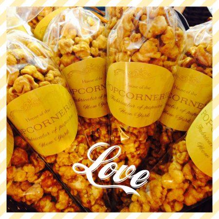 gourmet popcorn Carmen Milagros Torres