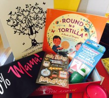 Mi LegaSi Box for monthly membership Latina small business owners