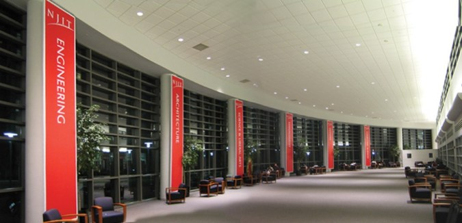 NJIT Campus Center Atrium Interior (Courtesy NJIT) pitch competition