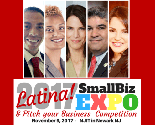 speakers at the Latina SmallBiz Expo
