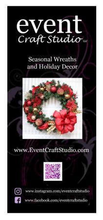 Event Crafts Studio home decor