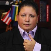 Latina community leader