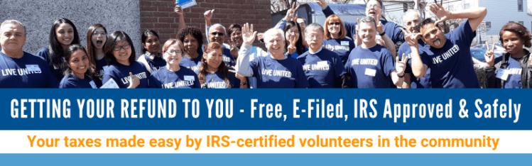 VITA, UWCJ, free tax preparation