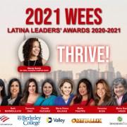 2021 latina leaders awards