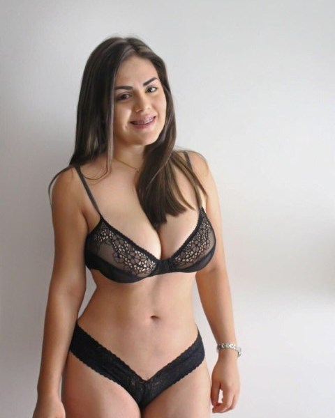 Mexican Girl With Hot.....