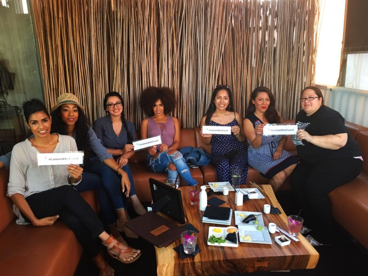 Latinas Who Travel Los Angeles Meet-up Event